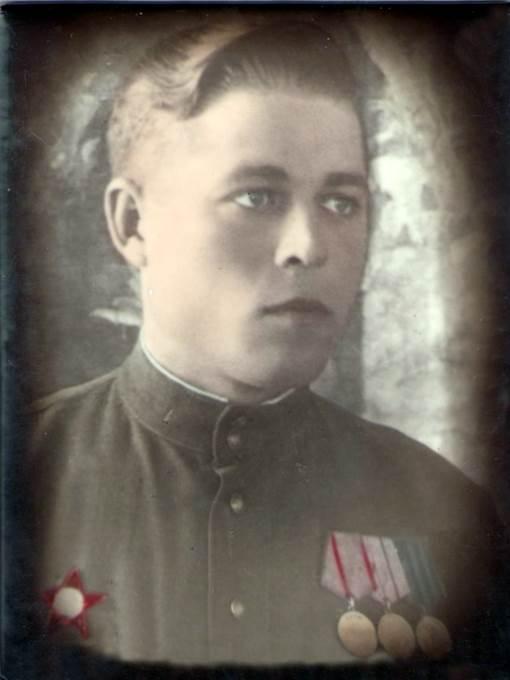 Беглов П.В. 1944. Из архива Зернова И.