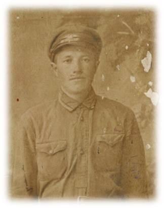 Беспалов Иван Иванович. Фото предоставил сидоркин А.