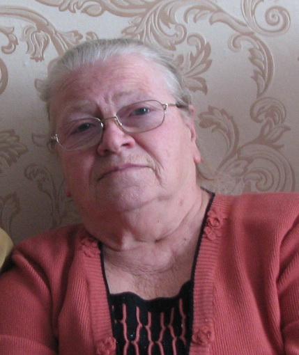 Большакова (Швалева) Елизавета Алексеевна. Фото предоставил Белков А.
