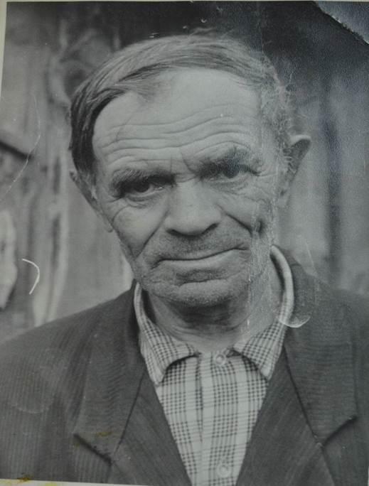 Бордачев Василий Алексеевич. Фото предоставлено Журавлевой Е.