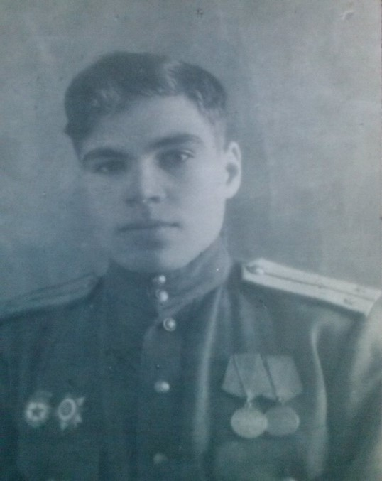 Бочкарёв Виктор Константинович. Из архива Егоровой М.