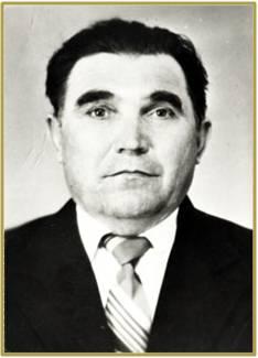 Бурмистров Дмитрий Григорьевич. Фото предоставила Родина А.