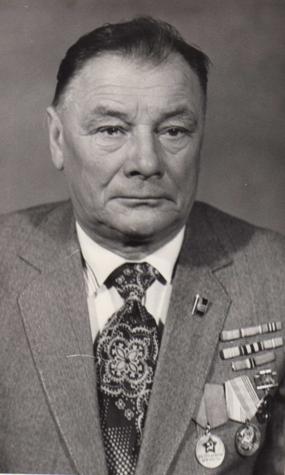 Ишеев Николай Петрович. Фото Козловой В.