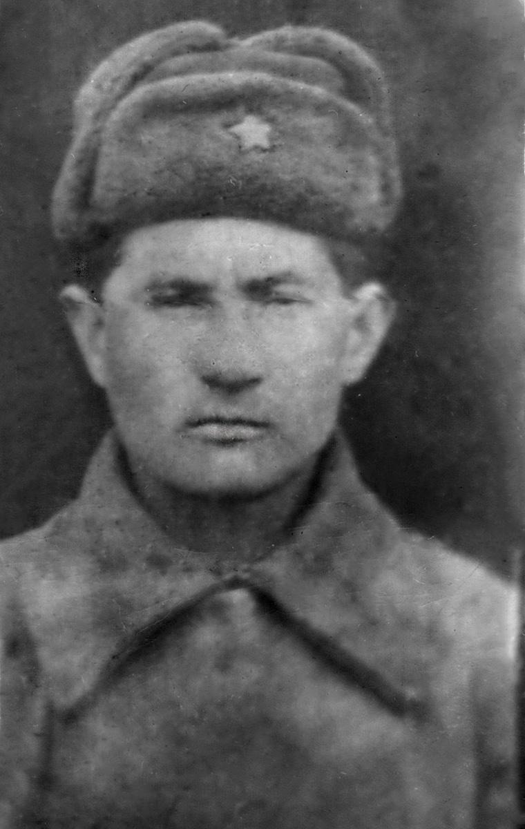 Корелов Антон Федорович. Из архива Анохиной Е.