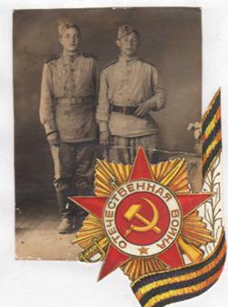 Кузнецов Павел Петрович. Фото предоставлено Козловой В.