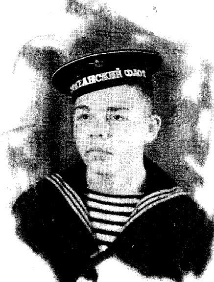 Михеев Павел Иванович. Из архива Михеевой Т.