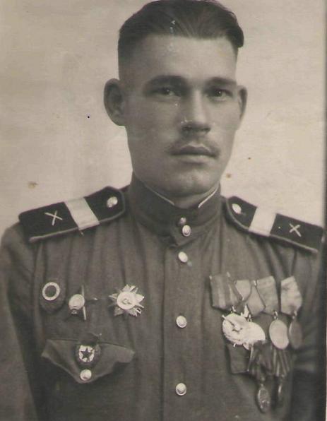Прусаков Николай Семенович. Из архива Храмовой Е.