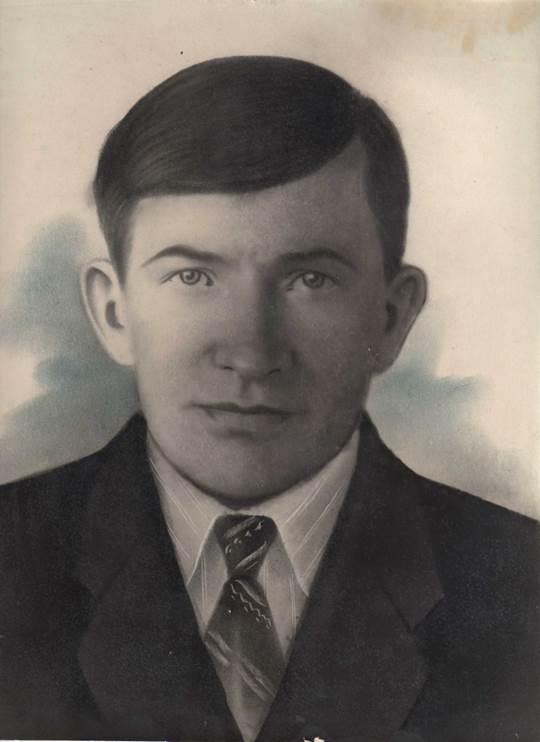 Светаков Федор Иванович. Фото из архива Козловой В.