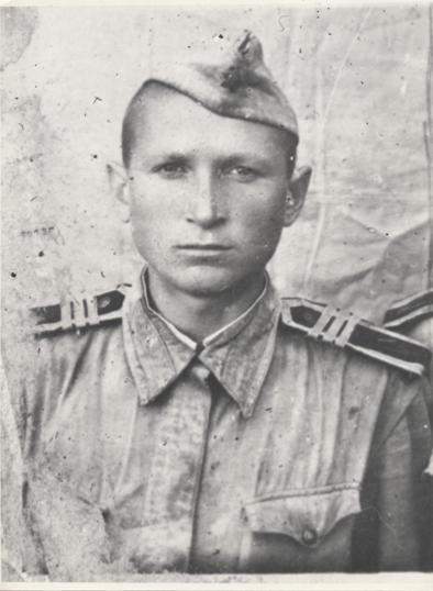 Сергеев М.А. Из архива Черновой Д.