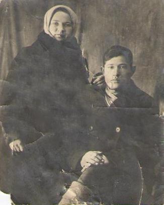 Сохряковы Дмитрий и Мария. Фото предоставила Живодрова А.