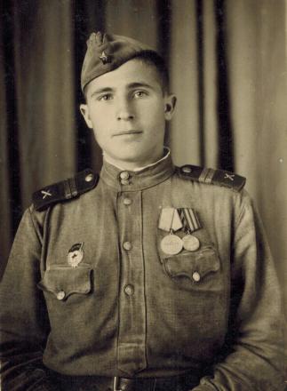 Фото из архива Прасловой Г.