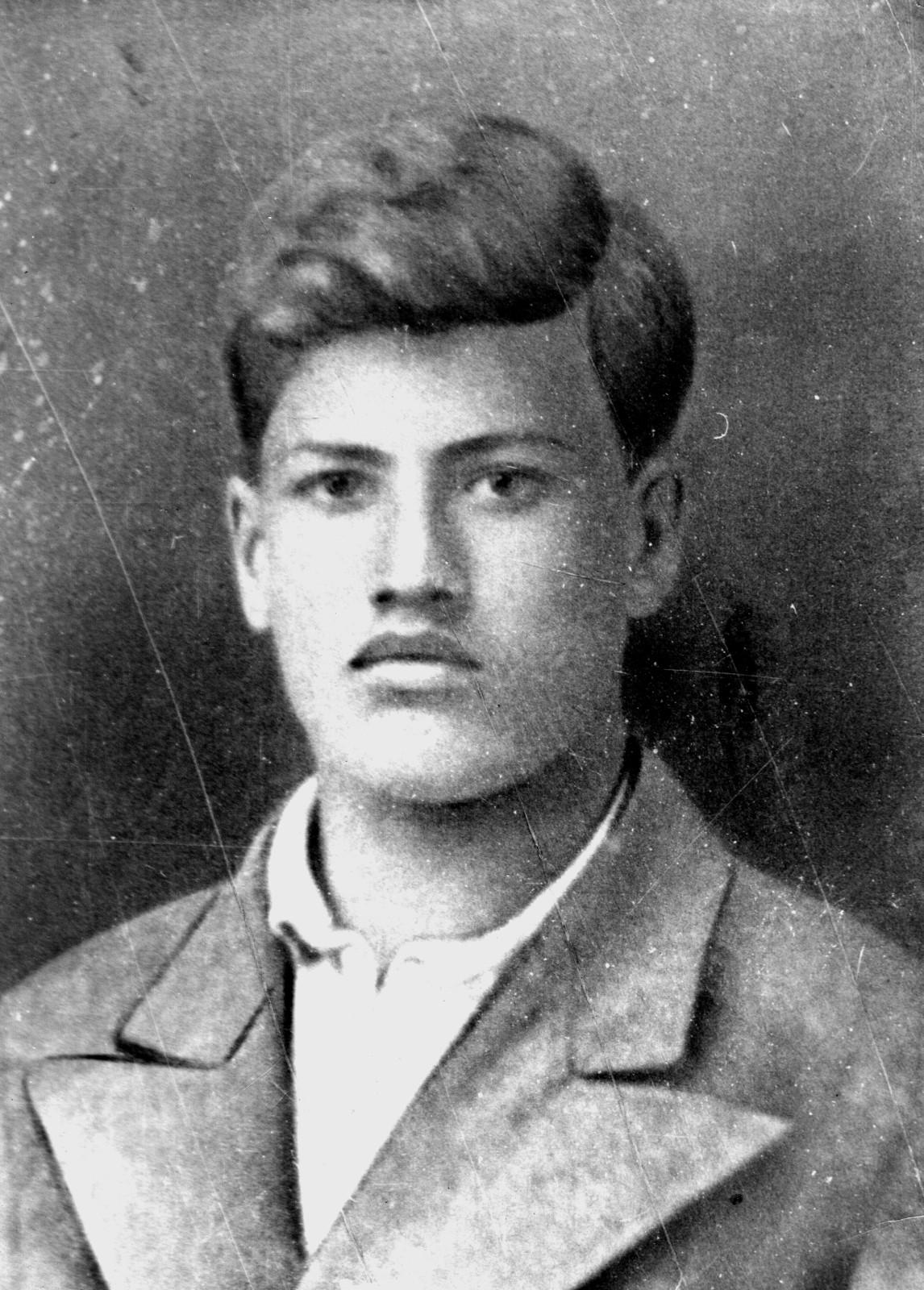 Крышов Алексей Митрофанович.1941. Фото предоставил Крышов С.И.