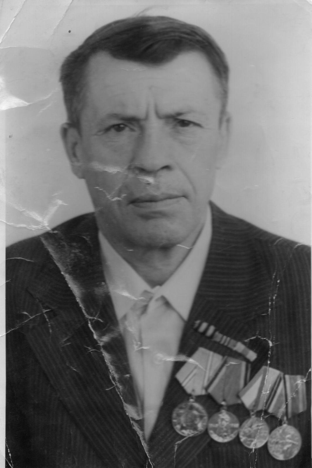 Бабенко А.Т. Фото предоставил Дрожалов Я.
