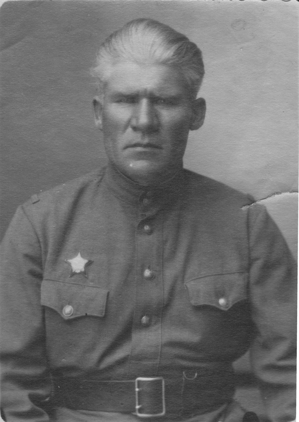 Дуров Н.А. 1945. Фото Маслова А.Д.