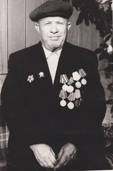 Агапов Василий Степанович