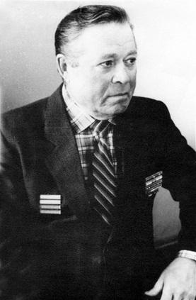 Беглов П.В. после войны