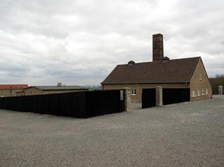 Крематорий концлагеря