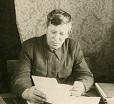 Мочалин Иван павлович за работой. 1950-е годы. Из архива Смольковой А.