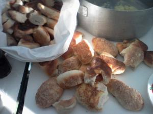Отходы от обеда в современной школе