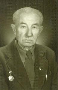 Константин Иванович Морозов. 1980