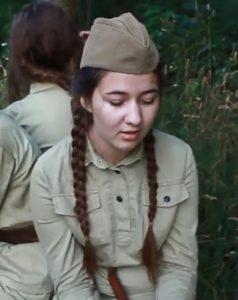 Полина Сакмаркина