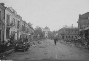 Гатчина в годы войны