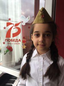 Байрамова Мадина