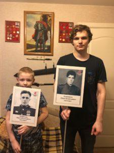 Братья Дмитрий и Алексей Гребенкины