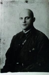 Лапшин Иван Александрович накануне войны