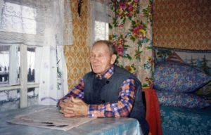 Петр Ильич в январе-феврале 1996 г.
