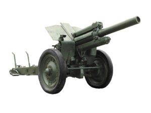 122-мм гаубица образца 1938 года (М-30, индекс ГАУ — 52-Г-463) – советская гаубица периода Великой Отечественной войны. Это орудие серийно выпускалось с 1939 по 1955 г. 122-мм гаубица образца (М-30) использовалась для стрельбы с закрытых позиций по окопанной и открыто расположенной живой силе противника. Её с успехом применяли также для разрушения вражеских полевых фортификационных сооружений (траншей, блиндажей, ДЗОТов) и проделывания проходов в проволочных заграждениях при невозможности использования миномётов. Заградительный огонь батареи М-30 осколочно-фугасными снарядами представлял определённую угрозу и для бронетехники противника.