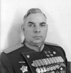 Маршал Крылов Николай Иванович