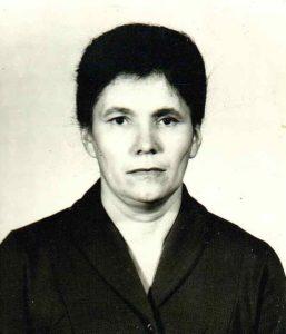 Маркова (Немно) Зинаида Николаевна