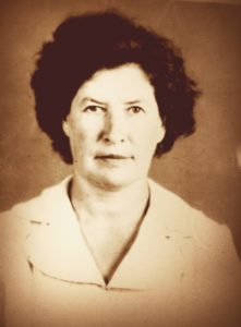 Ульянова (Рождаева) Екатерина Степановна