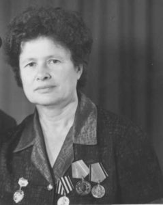 Якжина (Рождаева) Антонина Степановна