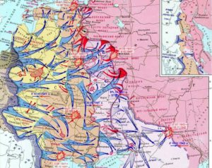 Боевые операции в начале Великой Отечественной войны